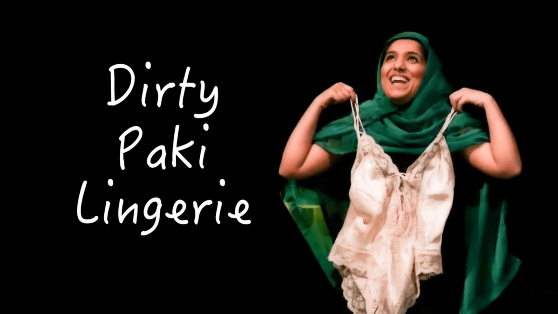 Dirty Paki Lingerie Trailer