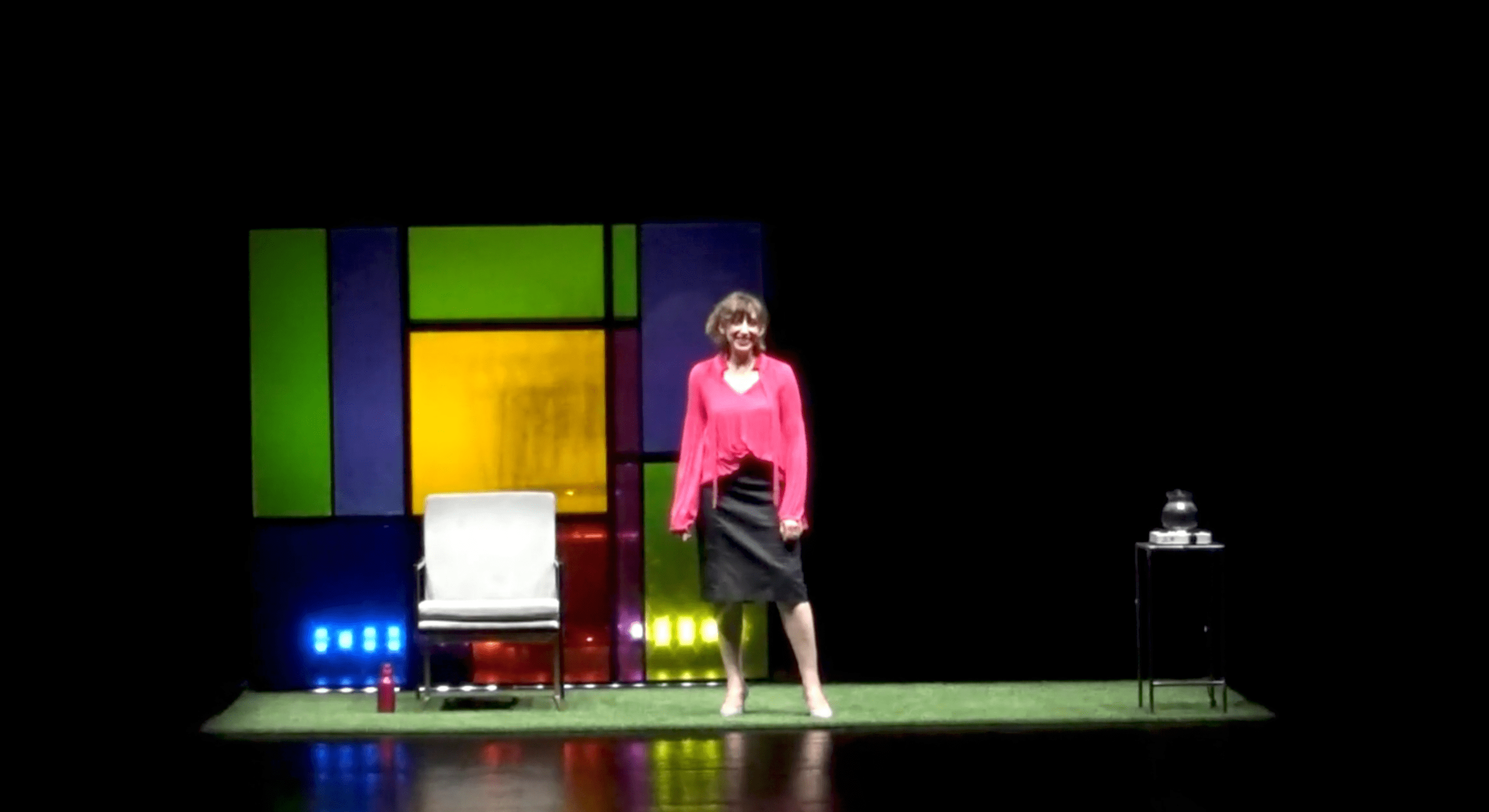 """Monica Nappo in """"L'esperimento"""" Trailer"""